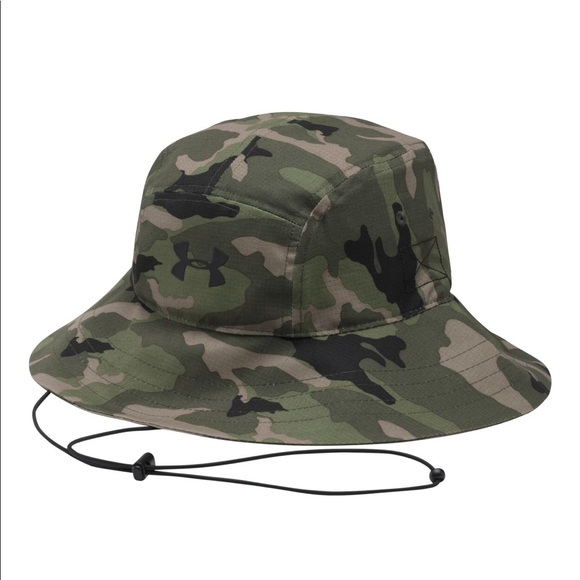 New Under Armour Men s AirVent Bucket Hat -Camo c031e5828b3d